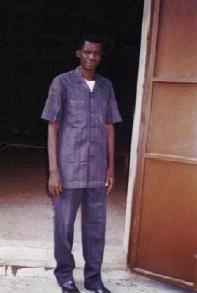 Mathias Toungou