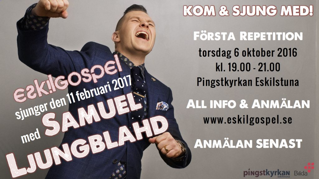 Eskiglgospel Announcement 2016-2017