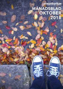 månadsblad 2018 oktober